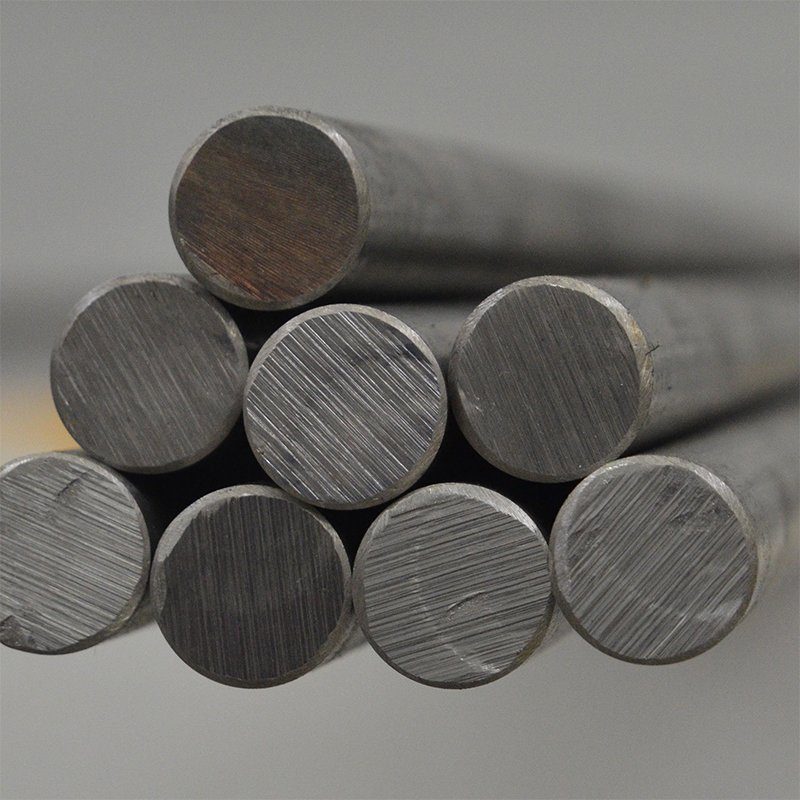 "8 stainless steel round bars .75"" Round"