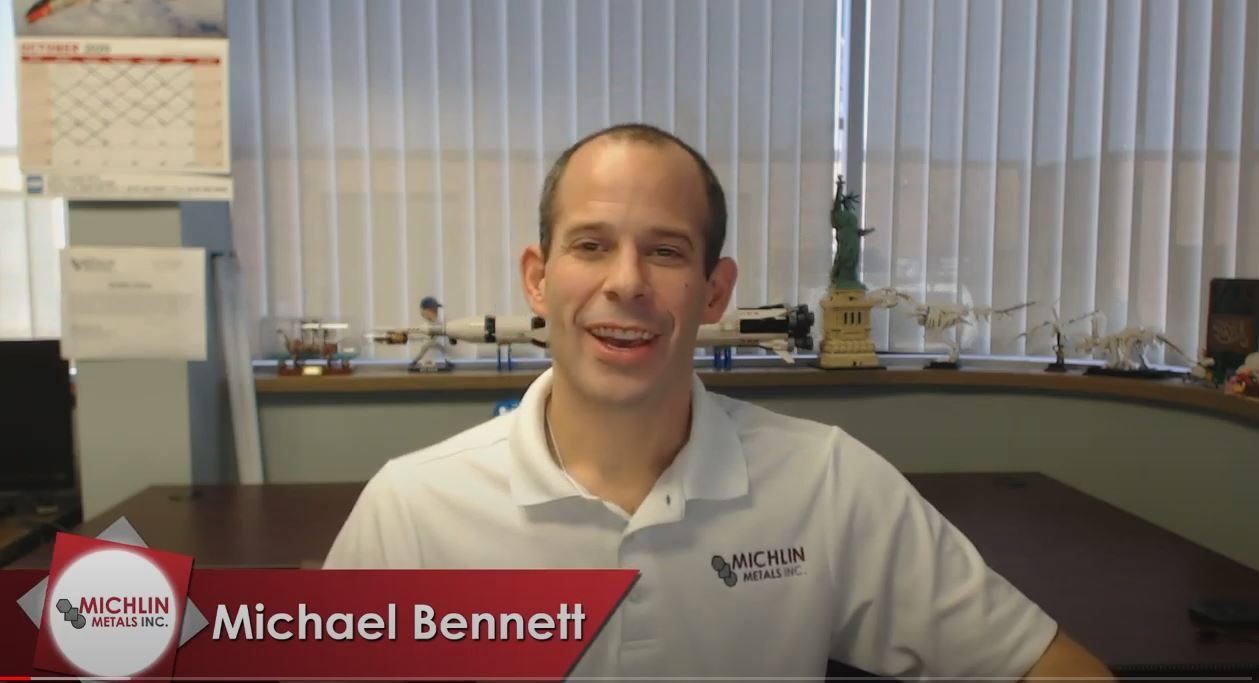 In this video we discuss the balance of the PH grades of stainless steel