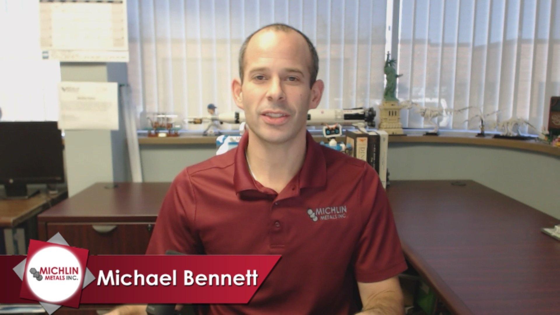 In this video we discuss Nickel and Cobalt Alloys